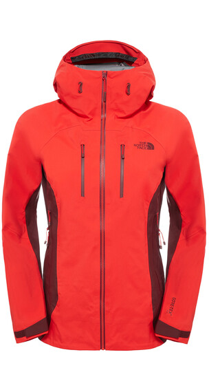 The North Face W's Dihedral Shell Jacket Hgrskrd/Dpgrtrd